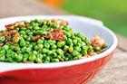 Ärter med fläsk recept