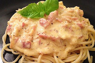 Carbonara recept