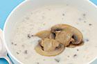 Champinjonsoppa recept