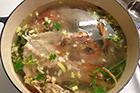 Fiskbuljong recept