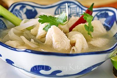Klar fisksoppa recept
