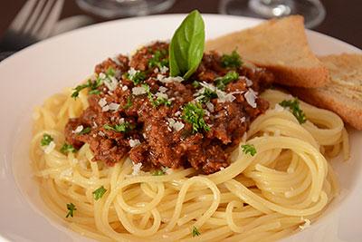 Köttfärssås Bolognese recept
