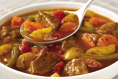 Köttsoppa recept