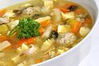 Kycklingsoppa recept