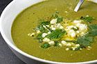 Mangoldsoppa recept