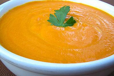Morotssoppa recept