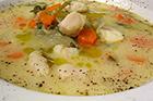 Redd fisksoppa recept