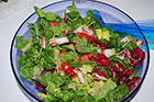 Sallad rossi recept