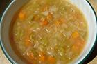 Skånsk vitkålssoppa recept